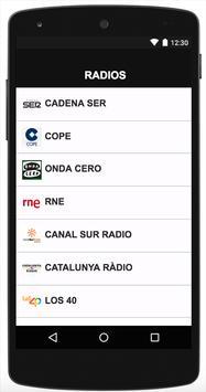 📻 Radios de España 🇪🇸 FM Gratis poster