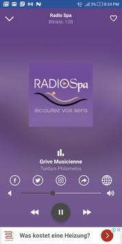 Radio Spa - Radios de France poster