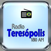 Rádio Teresópolis AM 1510 Rio De Janeiro icon