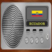 Radios Ecuatorianas icon