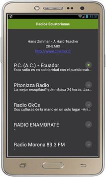 Radios Ecuatorianas apk screenshot