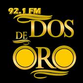 Radio Dos de Oro 92.1 FM icon