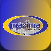 Radio Máxima FM 99.9 icon