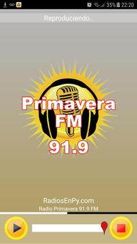 Radio Primavera 91.9 FM screenshot 1