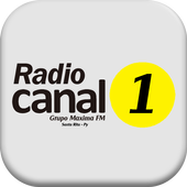 Radio Canal 1 PY icon