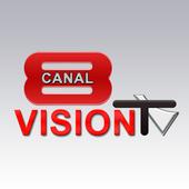 Canal 8 Visión TV icon