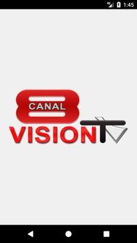 Canal 8 Visión TV poster