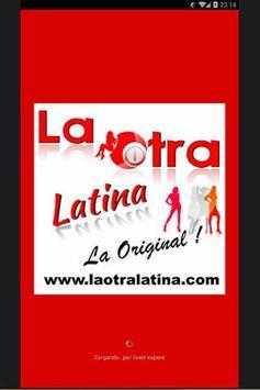 Radio La Otra Latina screenshot 1