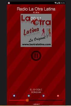 Radio La Otra Latina screenshot 2