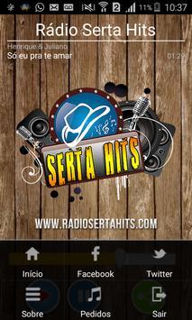 Rádio Serta Hits apk screenshot