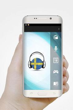 Estocolmo Radio poster