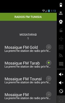RADIOS FM TUNISIA poster