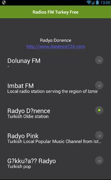 Radios FM Turkey Free screenshot 1