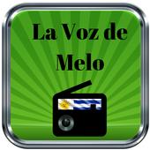 La Voz De Melo Radio De Uruguay Gratis icon