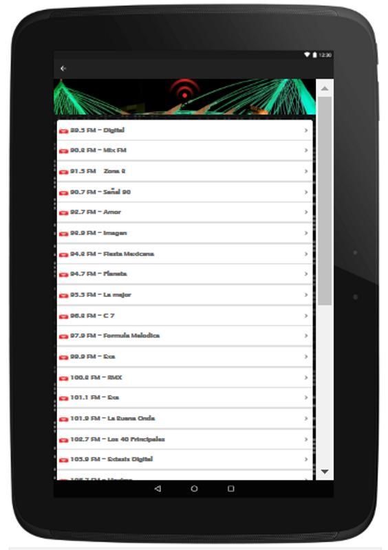 Radios de Guadalajara for Android - APK Download 62d7b67512362