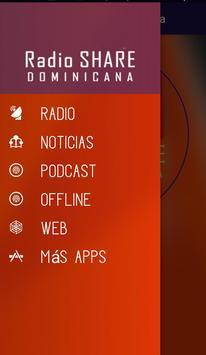 Radio Share Dominicana screenshot 1