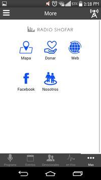 Radio Shofar screenshot 4