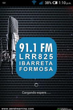 Radio Siete Ibarreta poster