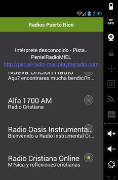 Radios Puerto Rico poster