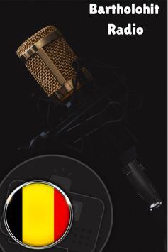 Bartholohit Radio App Free Belgie Online Gratuit poster