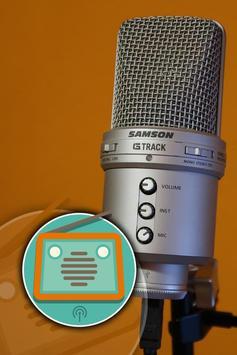 Slam fm app - internetradio FM online live poster