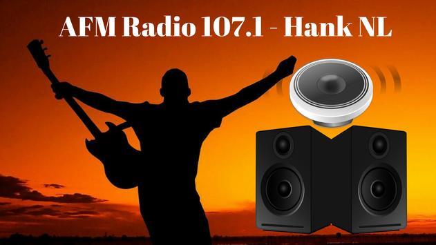 A-FM Radio 107.1 - Hank NL screenshot 2