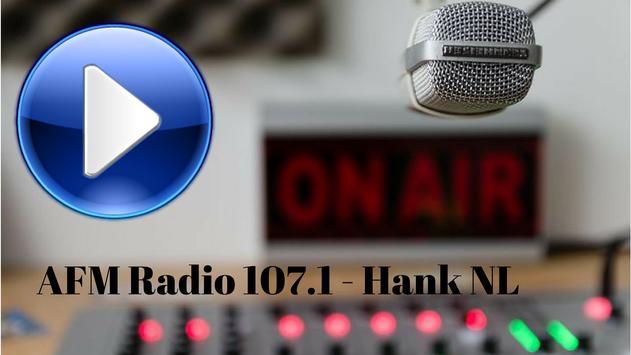 A-FM Radio 107.1 - Hank NL screenshot 3