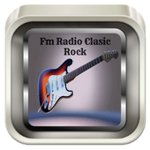 Fm Radio Clasic Rock : Radio Rock FM- Radio Online icon