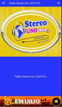 Radio Stereo Uno 102.9 Fm screenshot 1