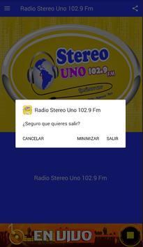 Radio Stereo Uno 102.9 Fm screenshot 7