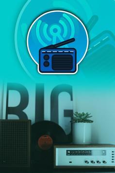 contacter fm radio - Application gratuite Radio fm screenshot 1