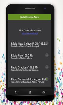 Radio Streaming Azores poster