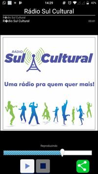 Radio Sul Cultural poster