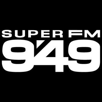 Radio Super 94.9 poster