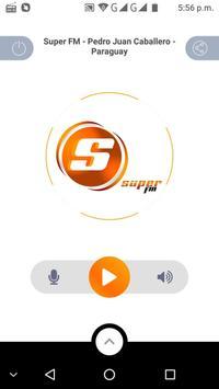 Super FM - Paraguay screenshot 1