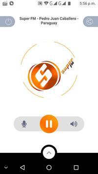 Super FM - Paraguay screenshot 2