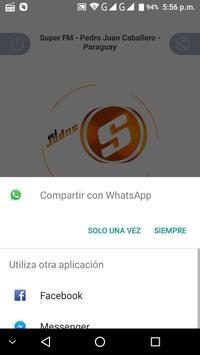 Super FM - Paraguay screenshot 3
