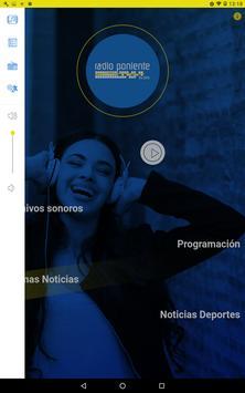 Radio Poniente 94.5fm apk screenshot