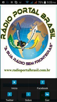 Rádio Portal Brasil poster