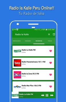 Radio la Kalle Peru Live for Free screenshot 5