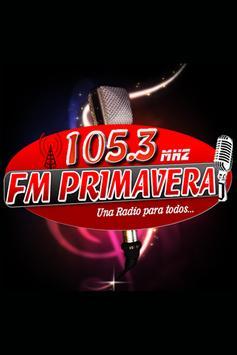 FM PRIMAVERA BELGRANO poster