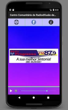 Centro Comunitário de Radiodifusão Santa Quitéria screenshot 1