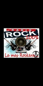 Radio Rock 100% oficial poster