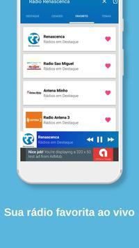 Radio Renascença Portugal Free screenshot 7
