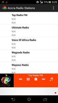Accra Radio Stations screenshot 30
