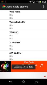 Accra Radio Stations screenshot 5