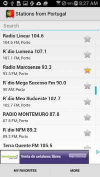 Radio Portugal screenshot 3