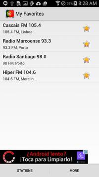 Radio Portugal screenshot 1