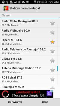 Radio Portugal screenshot 21