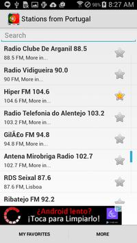 Radio Portugal screenshot 5